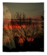 Celebrate Life Fleece Blanket