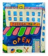 Celebration Hoboken #3 Fleece Blanket