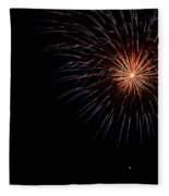 Celebration Xliii Fleece Blanket