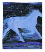 Celestial By Jrr Fleece Blanket