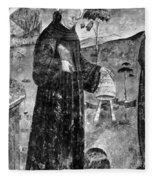 Celestine V (1215-1296) Fleece Blanket