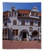 Celle Rathaus Fleece Blanket