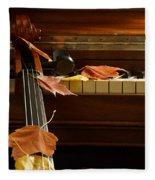 Cello Autumn 2 Fleece Blanket