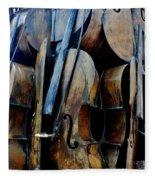 Cellos 6 Fleece Blanket