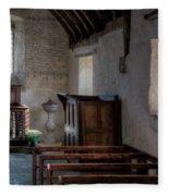 Celynnin Church Fleece Blanket