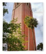 Century Tower Fleece Blanket