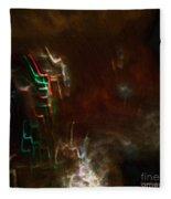 Chairway To Heaven Fleece Blanket