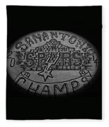 Champs Fleece Blanket