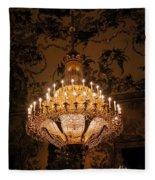 Chandelier Palacio Real Fleece Blanket
