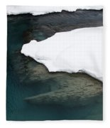 Changing Course Fleece Blanket
