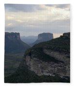 Chapada Diamantina Landscape 2 Fleece Blanket