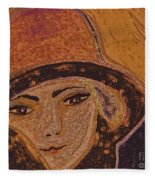 Chapeau By Jrr Fleece Blanket