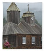 Chapel Fleece Blanket