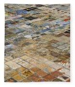 Chapel Of Art Fleece Blanket