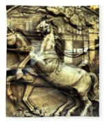 Chariot Fleece Blanket