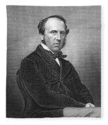 Charles Canning (1812-1862) Fleece Blanket