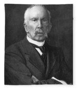 Charles R. Richet (1850-1935) Fleece Blanket