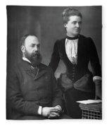 Charles Wentworth Dilke (1843-1911) Fleece Blanket