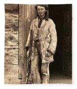 Charles Wilson (1836-1905) Fleece Blanket