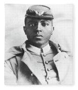 Charles Young (1864-1922) Fleece Blanket