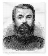Charles Zagonyi (1826-?) Fleece Blanket