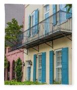 Charleston 6 Fleece Blanket