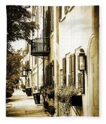 Charleston Fleece Blanket