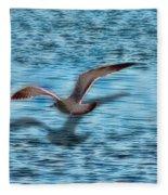 Chasing My Shadow Fleece Blanket