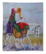Chat Fleece Blanket
