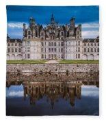 Chateau Chambord Fleece Blanket