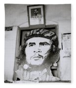 Che The Revolutionary Fleece Blanket