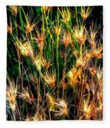 Cheat Grass 15750 Fleece Blanket