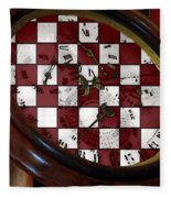 Checkmate Fleece Blanket