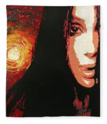 Cher Fleece Blanket