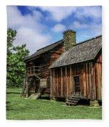 Cherokee Tavern Fleece Blanket