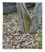 Cherry Blossoms 2013 - 002 Fleece Blanket