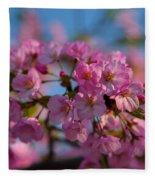 Cherry Blossoms 2013 - 031 Fleece Blanket