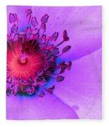Cherry Pie Rose - Photopower 2825 Fleece Blanket
