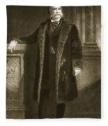 Chester A. Arthur Fleece Blanket