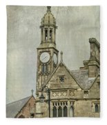 Chester England Fleece Blanket