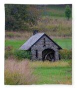 Chestnut Hill Autumn Fleece Blanket