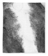 Chestnut Fleece Blanket