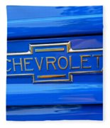 Chevrolet Emblem Fleece Blanket