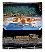 Chevrolet Picking Fleece Blanket