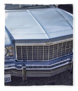 Chevy Caprice  Fleece Blanket