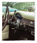Chevy Style Fleece Blanket