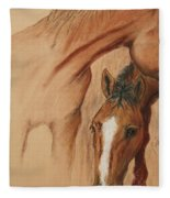 Cheyene Country Fleece Blanket