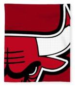 Chicago Bulls Fleece Blanket