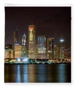 Chicago  Nhl Blackhawks Fleece Blanket