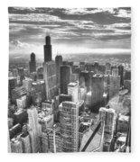 Chicago Fleece Blanket